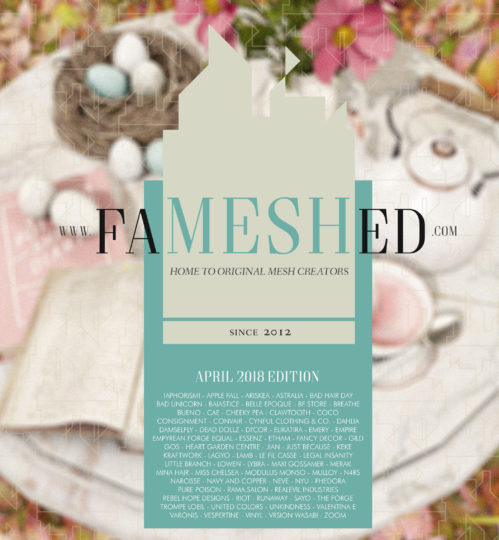 FaMESHed April 2018