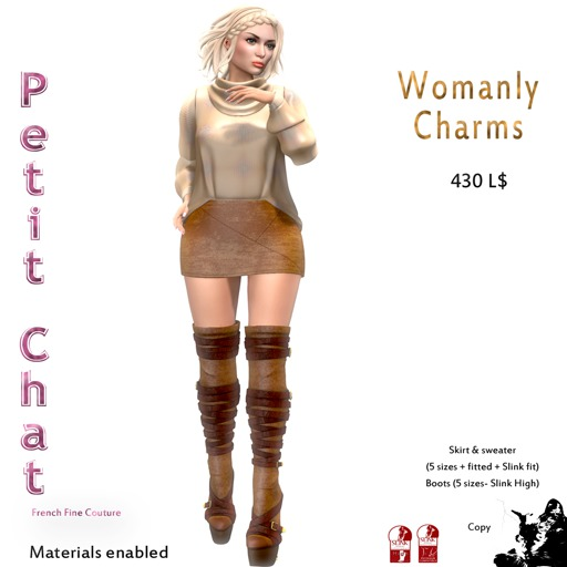 PC Womanly Charms