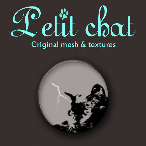 Petit Chat - Original Mesh and Texture
