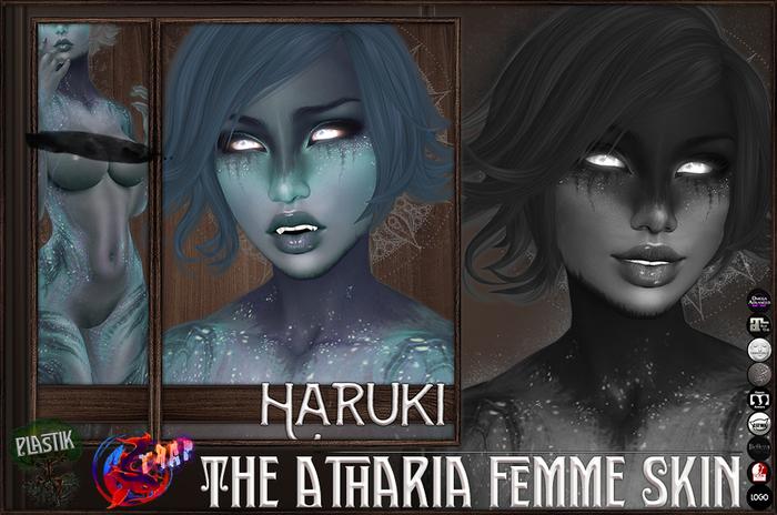 Plastik Atharia_SLEX-S-haruki
