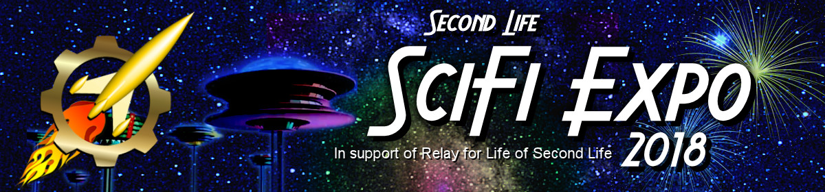 SL Sci Fi Expo 2018