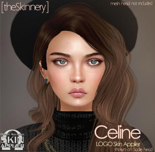 Skinnery Celine
